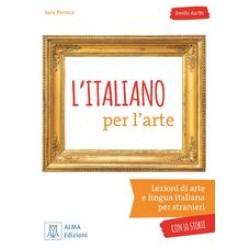 L'italiano per l'arte (libro + audio online)