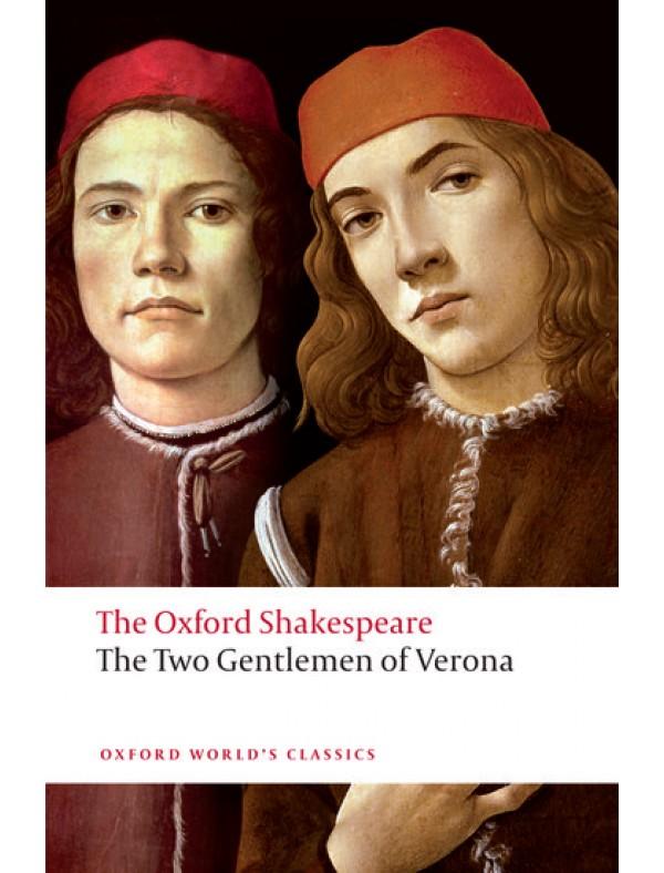 Shakespeare, William, The Two Gentlemen of Verona (Paperback)