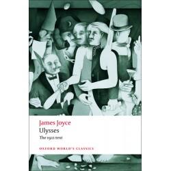 Joyce, James, Ulysses (Paperback)