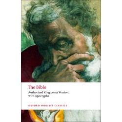 , The Bible: Authorized King James Version (Paperback)