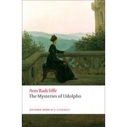 Radcliffe, Ann, The Mysteries of Udolpho n/e (Paperback)