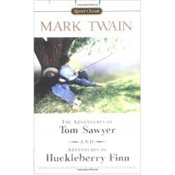 Adventures Tom Sawyer Adventures Huckleb ; Twain, Mark