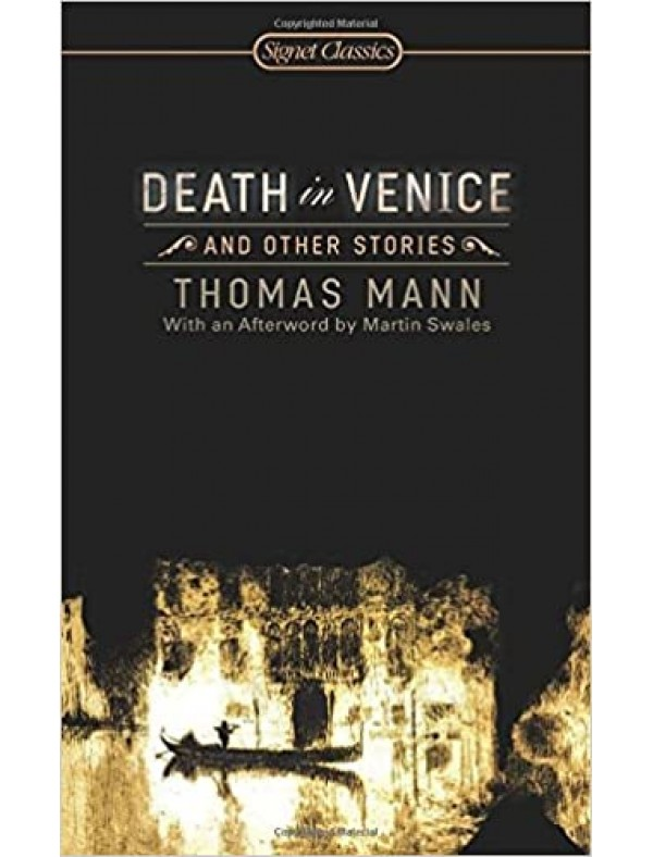 Death in Venice and Other Stories ; Mann, Thomas