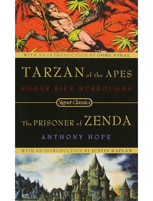 Tarzan of the Apes and the Prisoner of Z ; Rice Burroughs, Edgar