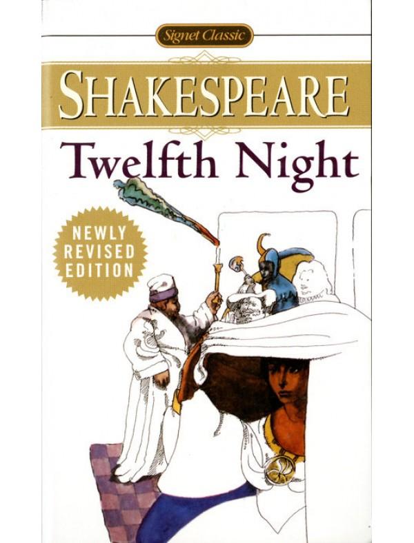 Twelfth Night ; Shakespeare, William