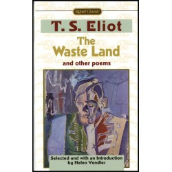 Waste Land and Other Poems, The ; Eliot, T.