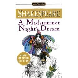 Midsummer Night's Dream, A ; Shakespeare, William