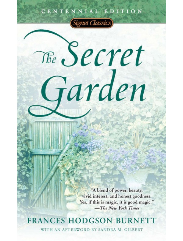 Secret Garden, The ; Burnett, Frances