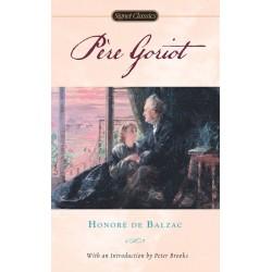 Pere Goriot ; Balzac, Honore