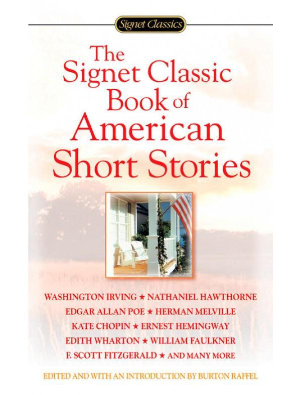 Signet Classic Book American Short Stori