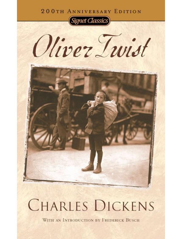 Oliver Twist ; Dickens, Charles