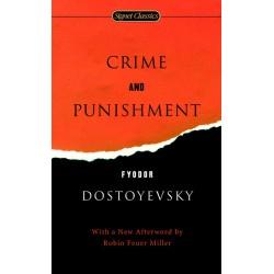 Crime and Punishment ; Dostoyevsky, Fyodor