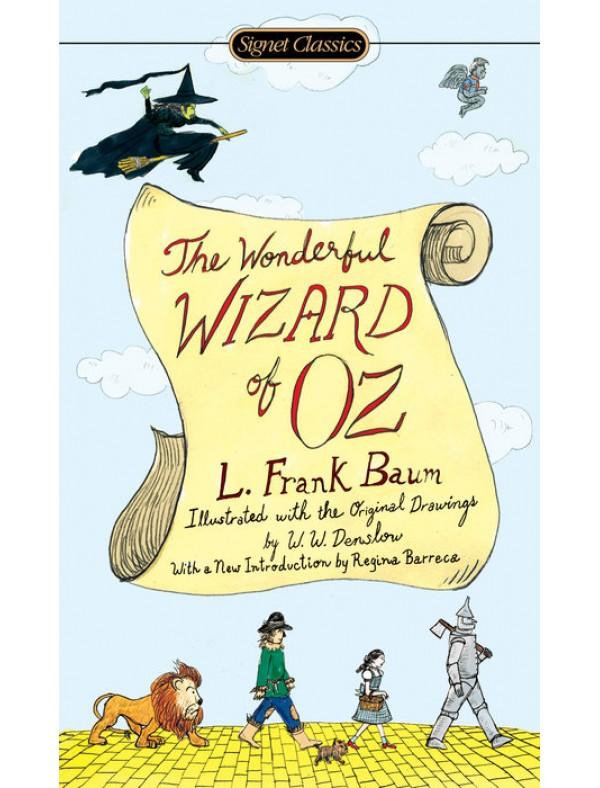 Wonderful Wizard of Oz, The ; Baum, L.