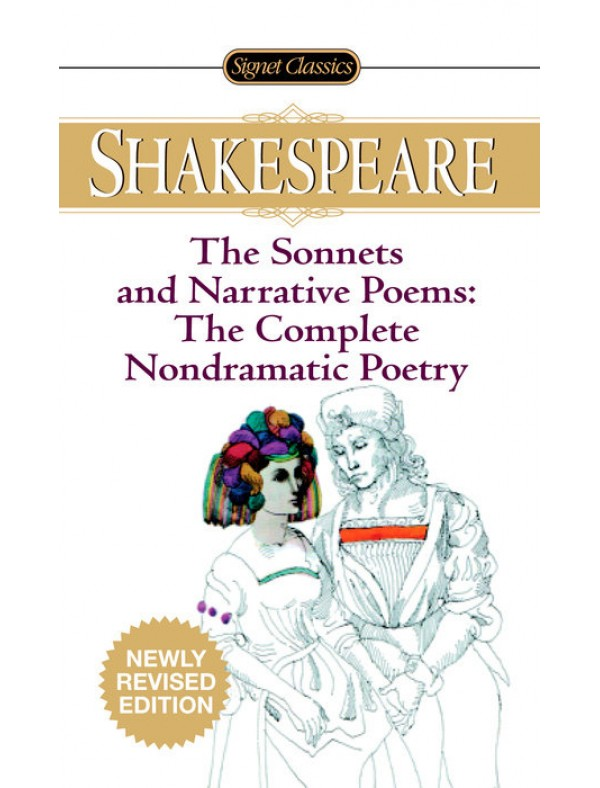 Sonnets and Narrative Poems, The ; Shakespeare, William