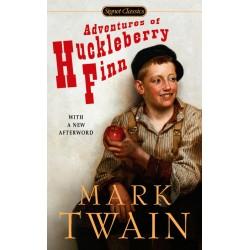 Adventures of Huckleberry Finn ; Twain, Mark