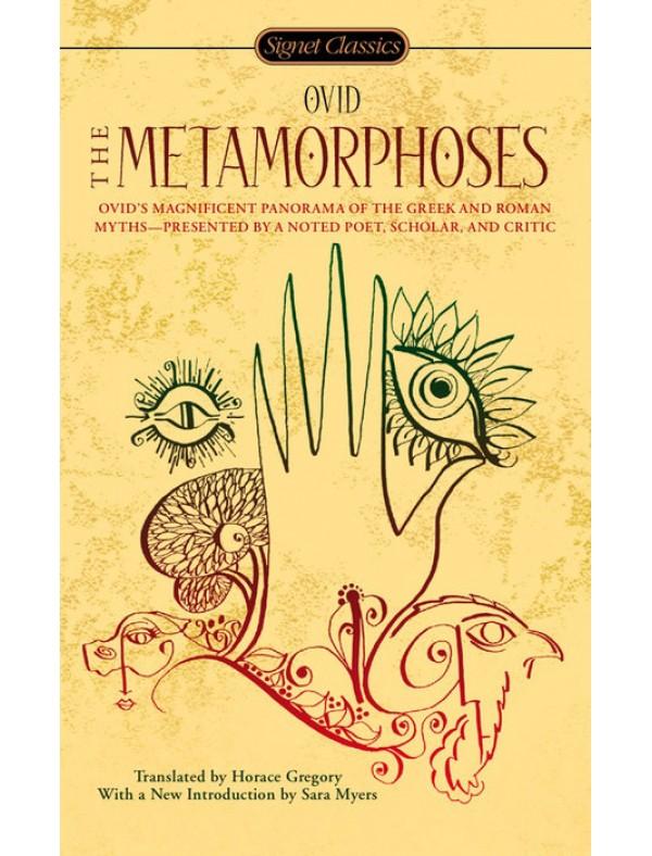Metamorphoses, The ; Ovid,