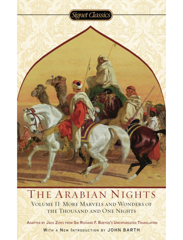 Arabian Nights, Volume II, The ; Anonymous,