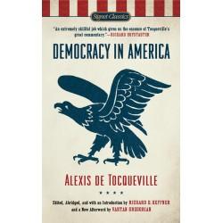 Democracy in America ; Tocqueville, Alexis