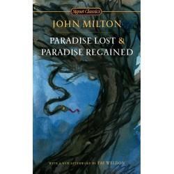 Paradise Lost and Paradise Regained ; Milton, John