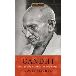 Gandhi ; Fischer, Louis