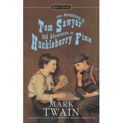Adventures of Tom Sawyer and Adv Huck Fi ; Twain, Mark