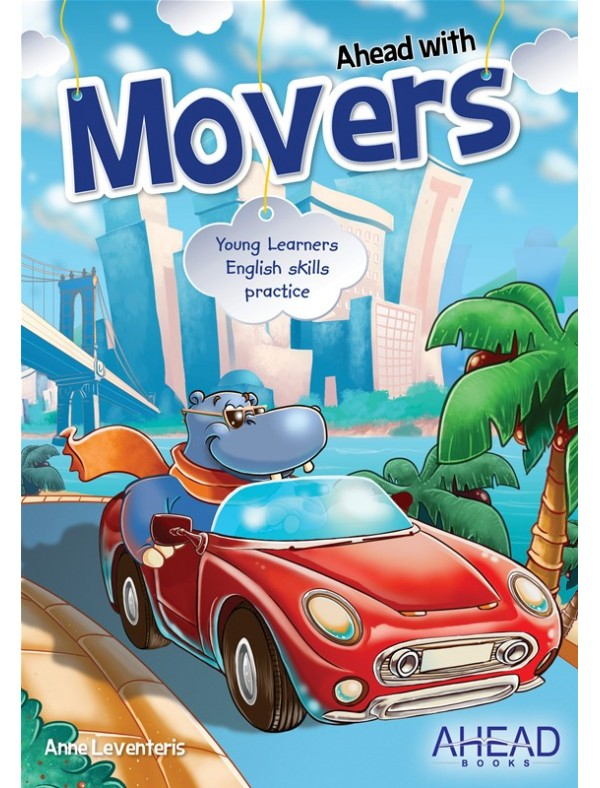 Ahead with Movers (student's book) - 128 pages