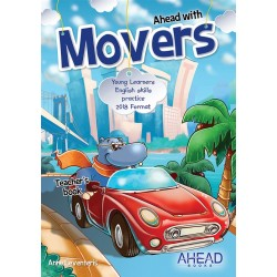 Ahead with Movers (teacher's book + CD) - 40 pages