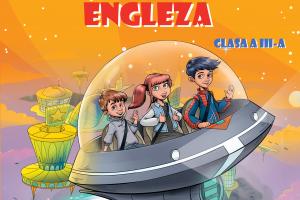 manual Limba Engleza clasa a 3a