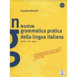 Nuova grammatica pratica della lingua italiana - Livello: A1 - B2