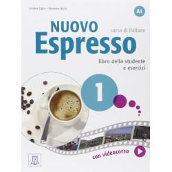 Nuovo Espresso 1 (solo libro)