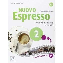 Nuovo Espresso 2 (solo libro)