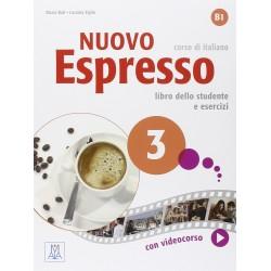 Nuovo Espresso 3 (solo libro)