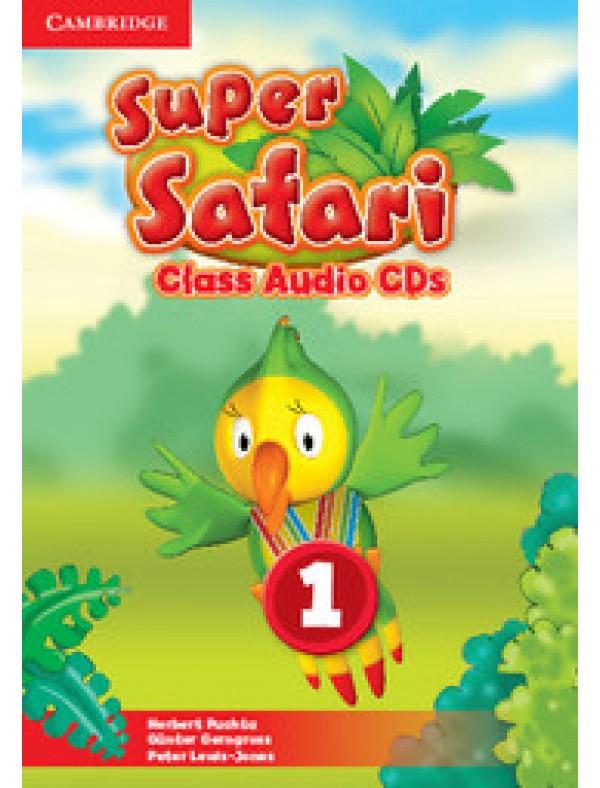 SUPER SAFARI LEV 1 CLASS CDS (2)
