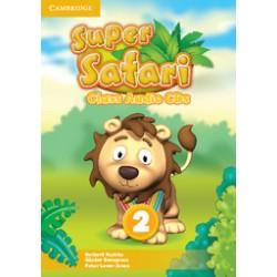 SUPER SAFARI LEV 2 CLASS CDS (2)