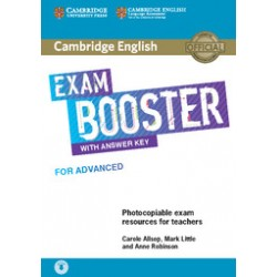 Cambridge English Exam Boosters Booster for Advanced with Answer Key with Audio