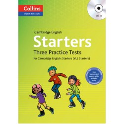 COLLINS Practice Tests for Cambridge English: Starters (YLE Starters)