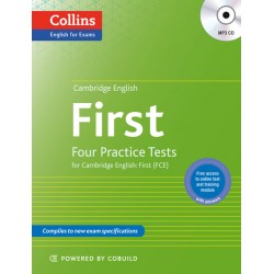 COLLINS Practice Tests for Cambridge English: First (FCE)