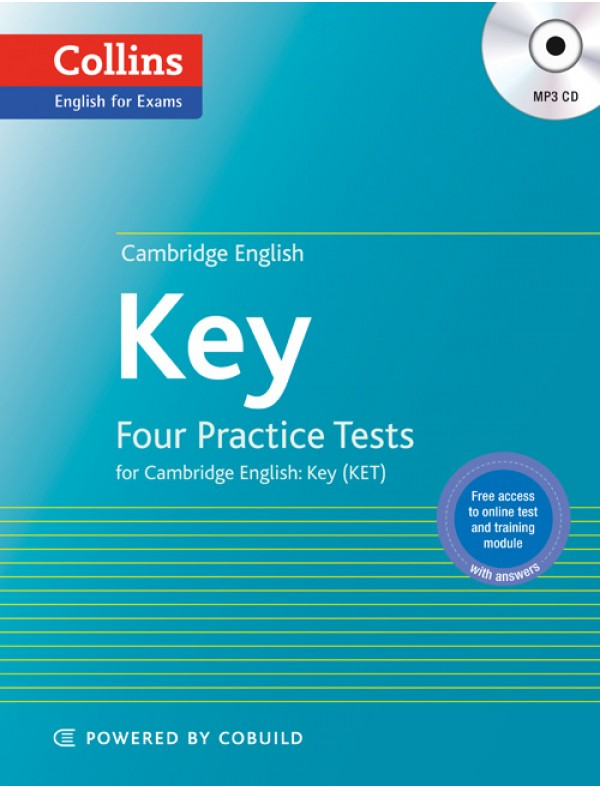 COLLINS Practice Tests for Cambridge English: Key (KET)