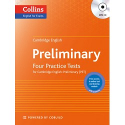 COLLINS Practice Tests for Cambridge English: Preliminary (PET)