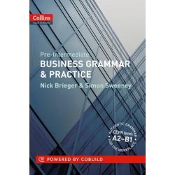 Business Grammar & Practice: Pre-intermediate
