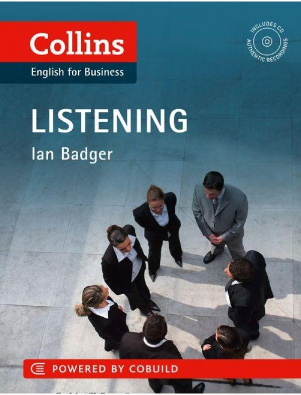 English for Business: Listening (incl. CD)
