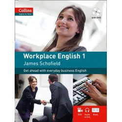 Workplace English (incl. CD and DVD)