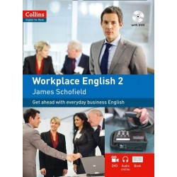 Workplace English 2 (incl. CD and DVD)
