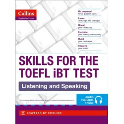 Skills for the TOEFL iBT® Test: Listening and Speaking (incl. 3 CDs)