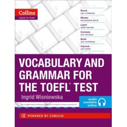 Vocabulary and Grammar for the TOEFL® Test (incl. CD)