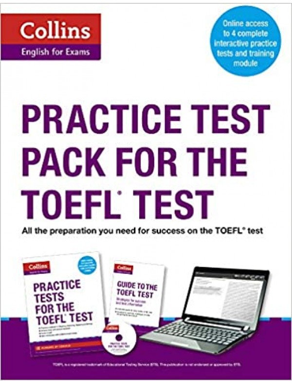 Practice Test Pack for the TOEFL® Test