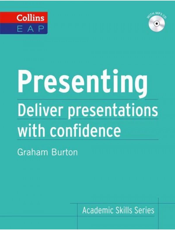Academic Skills Series: Presenting (incl. CD)
