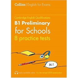 Collins Cambridge English - Practice Tests for B1 Preliminary for Schools (PET)
