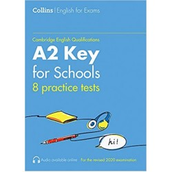 Collins Cambridge English - Practice Tests for A2 Key for Schools (KET)