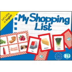Games: MY SHOPPING LIST